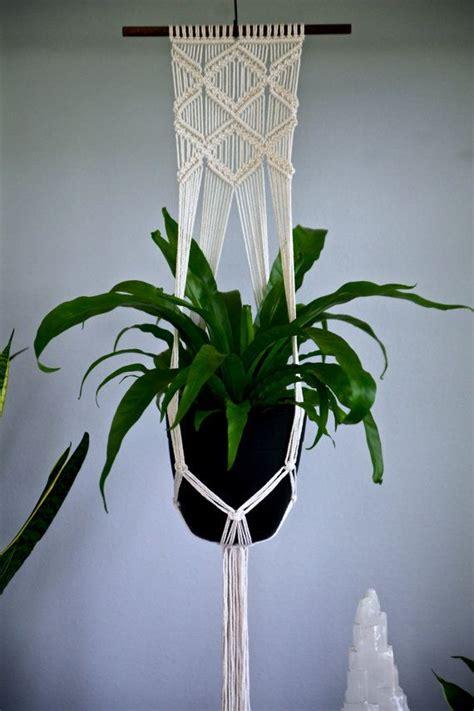 Macrame Plant Hanger Patterns Free - 1000 id 233 er om macrame plant hangers p 229