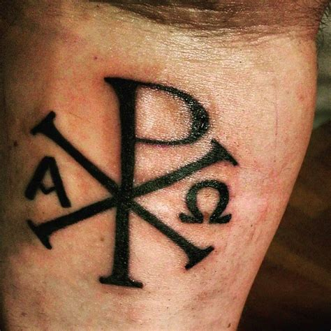 chi rho tattoo 17 best ideas about alpha omega on chi