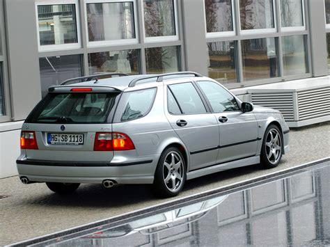 2002 saab 95 aero saab performance by hirsch car photos