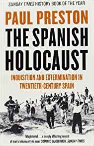 the spanish holocaust the spanish holocaust amazon co uk paul preston 9780006386957 books