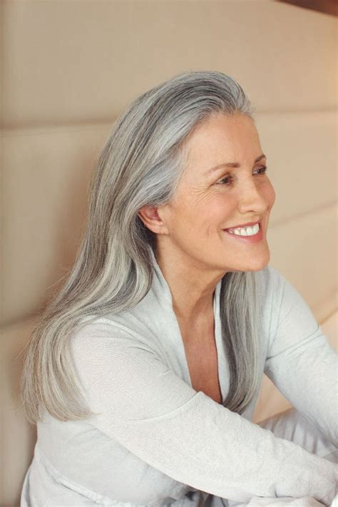 Hair Styles To Hidegray Hair | grey hair hide or not to hide hairstyles for woman