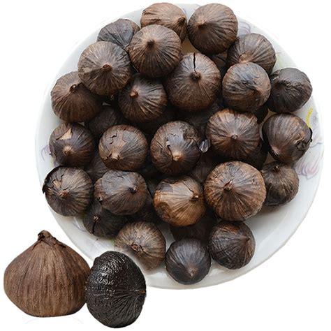 Bawang Lanang Hitam Bawang Tunggal Black Garlic 500 Gram kesehatan dan kecantikan alami black garlic dejanu bawang hitam tunggal lanang