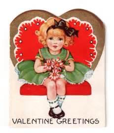 vintage valentines cards vintage valentines a tea and stathy