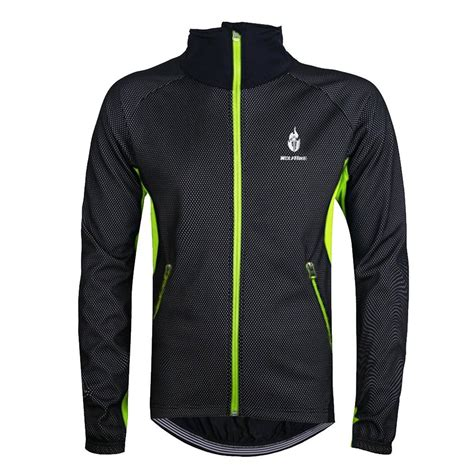 Fleece Cycling Jacket Customize Jacket