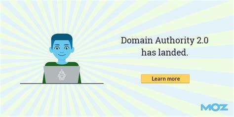 comprehensive analysis    domain authority moz