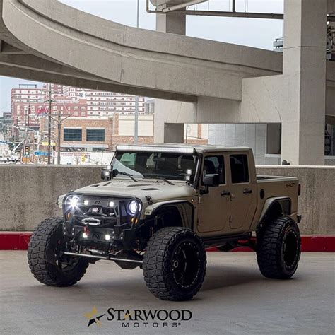 jeep wrangler bandit starwood motors 174 on instagram the bandit 4 door jeep