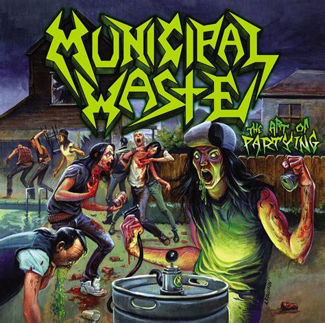 Mucipal Waste municipal waste 画像一覧 musichubz