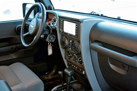 2009 Jeep Grand Interior by Review 2009 Jeep Wrangler Unlimited Rubicon 4x4 Autoblog