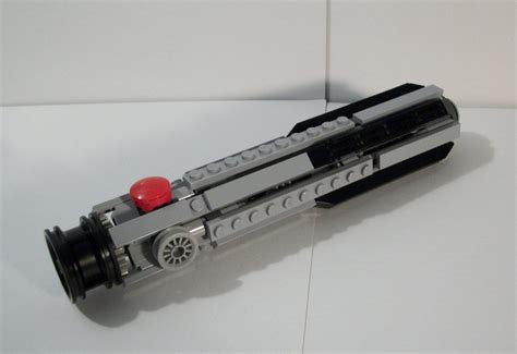 Lego Lightsaber Glow In The White lego lightsaber 2 0 by katze316 on deviantart