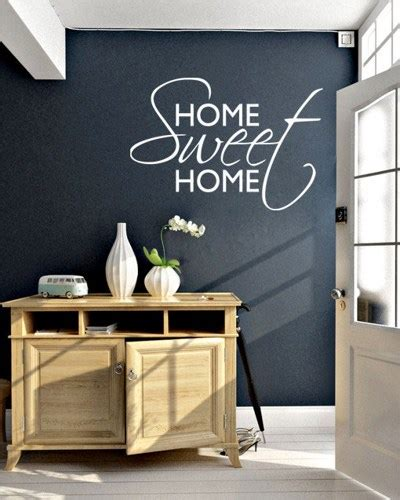 Home Sweet Home Furniture by Wall Decal Home Sweet Home Decal For Housewares