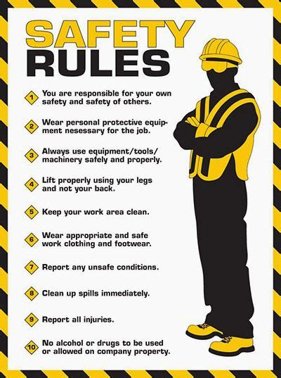 31 best health and safety posters images on