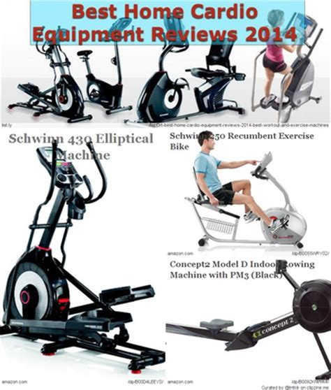 cardio equipment names and pictures zen