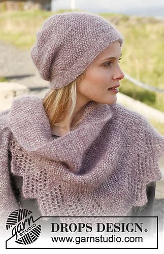 drops design tutorial video ravelry 151 8 ladylike pattern by drops design