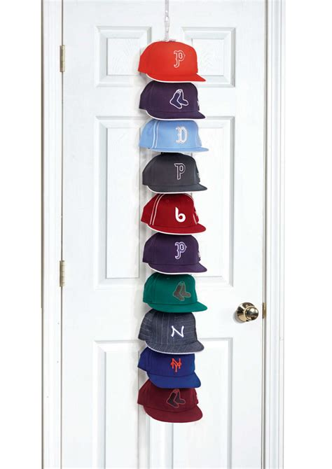 organizing baseball caps core77