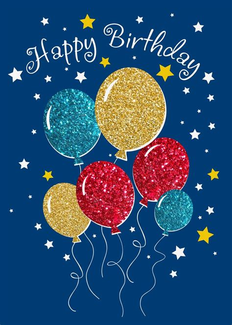 Birthday Glitter Cards Birthday Card Stunning Collections Glitter Birthday Cards