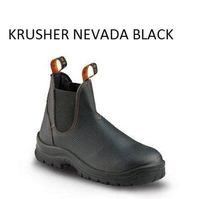Sepatu Merk Nevada jual sepatu safety krusher nevada rian jaya safety