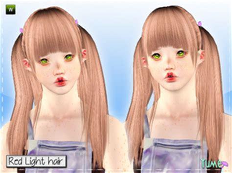 the sims resource tsr anime hair 199 by skysims sims 3 zauma s sims 3 downloads