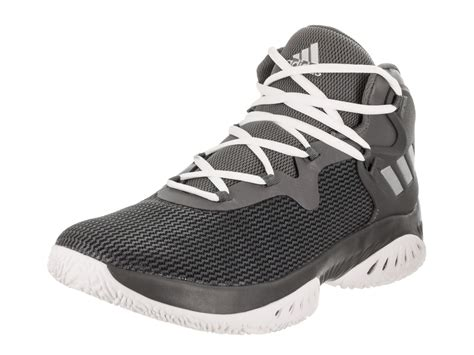 adidas s explosive bounce adidas basketball shoes by3779 grefou silvmt grefiv