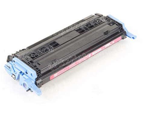 Toner Q6003a hp part q6003a oem magenta toner cartridge 2 000 pages