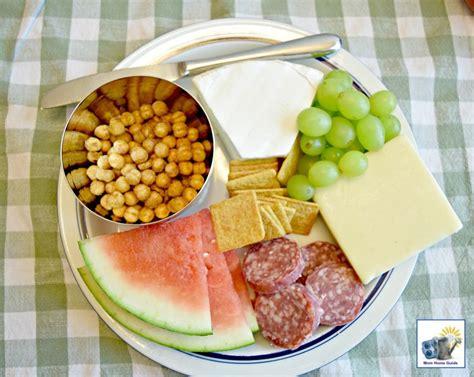 easy summer picnic dinner