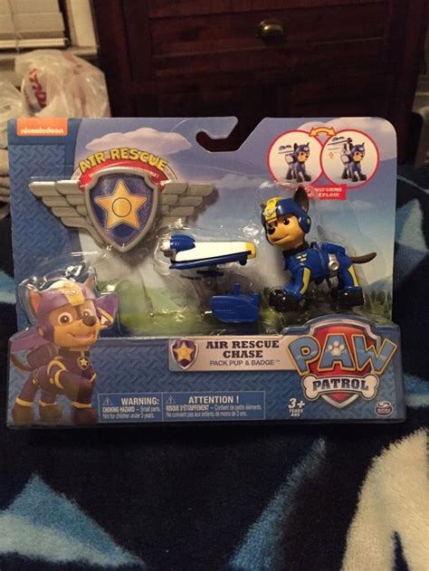 paw patrol action pack pup badge chase target australia spin master quot paw patrol quot air rescue chase action pack pup