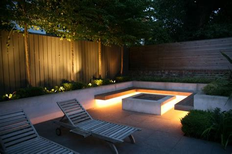 best lights for the backyard sitting area 5 beautiful garden lighting ideas