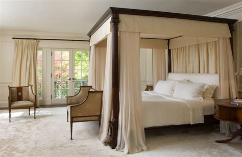 four post bed canopy 9 ways to dress a four poster bed