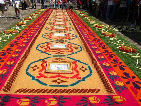 alfombras semana santa guatemala alfombras de aserrin semana santa guatemala mesoamerica