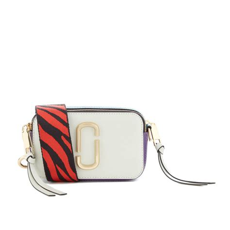 Marc By Marc Snapshot 1812 Bag marc s snapshot cross bag dove multi free uk delivery 163 50