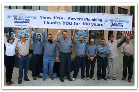 Powers Plumbing San Diego by Powers Plumbing San Diego Plumber Excellent Prices