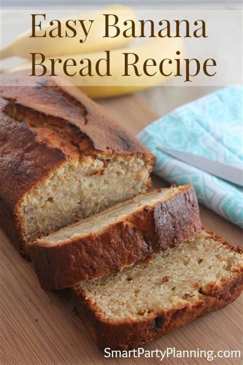 amazing easy moist banana bread recipe