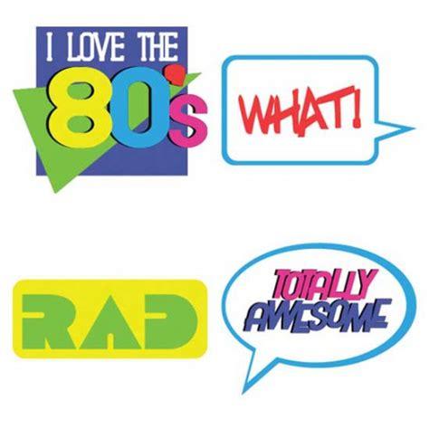 80s Slang by 80 S Pop Slang Cs
