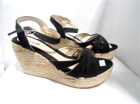 Sandal Wedges Wanita Sepatu Wanita jual sepatu sandal wanita wedges ghoni imitasi grosir