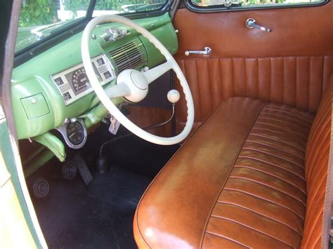 1940 Ford Interior by 1940 Ford Standard Coupe 43363