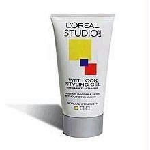 Loreal Studio Wetlook gel loreal invisi fx look brilho molhado
