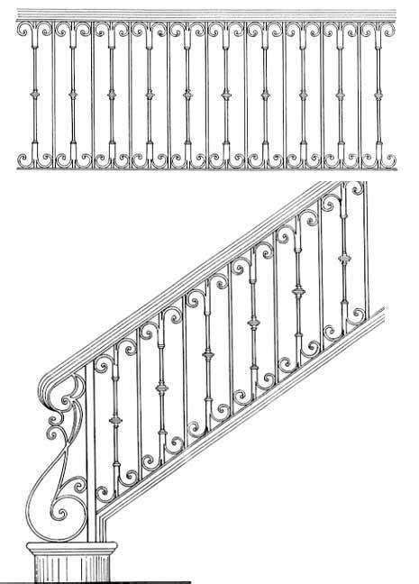 design pattern rails 25 best ideas about staircase railings on pinterest