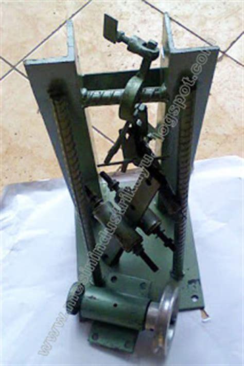 As Bobok Angka 8 By Makmur Barokah jual mesin industri kayu