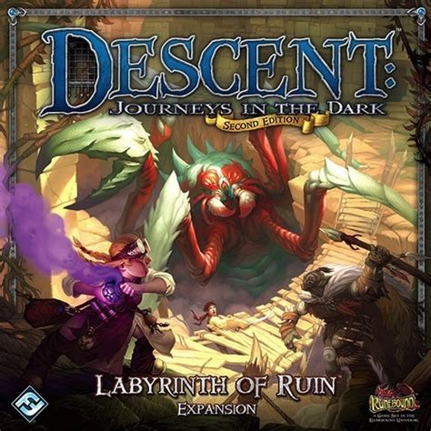 dark labyrinth edition descent journeys in the dark second edition labyrinth of ruin
