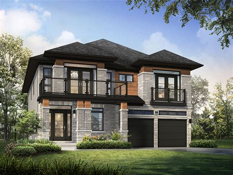 modern home design ontario losani homes traditional values guide one of canada s