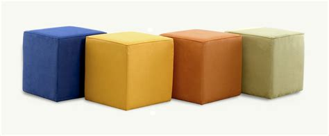 Cloth Ottoman Cube Fabric Ottoman Cube Www Pixshark Images Galleries