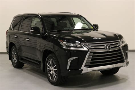 lexus suv 2016 lx pre owned 2016 lexus lx 570 for sale in amarillo tx 44217