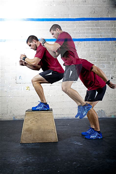 Box Jump Improve Your Explosiveness How To Do A Box Jump