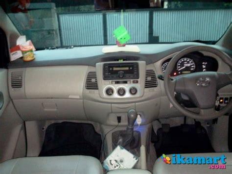 Ring Fog L Mobil Toyota Grand Innova 2012 dijual grand new kijang innova 20112012 grey type e modif g manual mobil