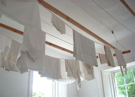 Ceiling Hanging Clothes Drying Rack by High Quality Ceiling Clothes Rack 2 Ceiling Hanging