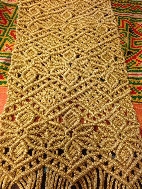 Macrame Crochet Patterns - macrame table center macrame table centers