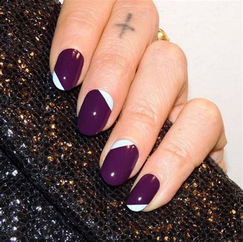 new nail style new nail art design trends for 2016 instyle com