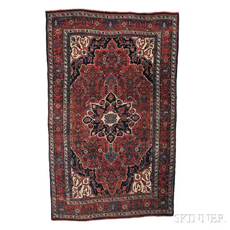 Bidjar Rug Sale Number 2845b Lot Number 295 Skinner Rug Auctions