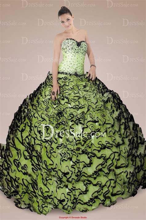 Csl Dres Brokat 901 15 quinceanera dresses for your worst enemy