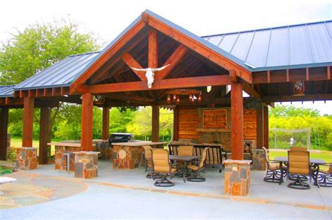 wonderful concept of outdoor pavilion plan with nice view 66 best rustic carport images on pinterest cottage