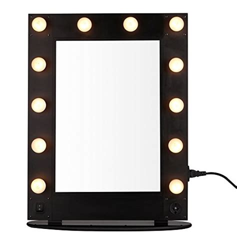 professional makeup mirror with lights hollywood vanity makeup mirror 12 led lights